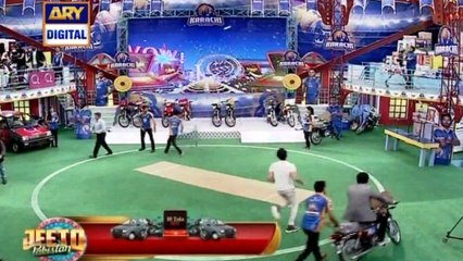 Watch Jeeto Pakistan Karachi Kings Special on Ary Digital in High Quality - 24th February 2017