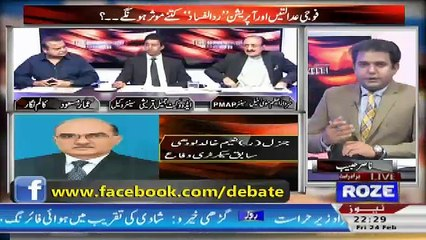 Debate With Nasir – 24th February 2017
