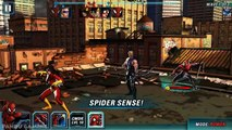 MARVEL: Avengers Alliance 2 Android iOS Walkthrough - Gameplay Part 1