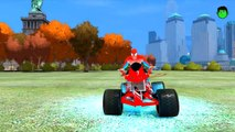 COLORS IRONMANS ATV COLOR Having Fun Nursery Rhymes Songs Children Songs & ATV EPIC Fun Su