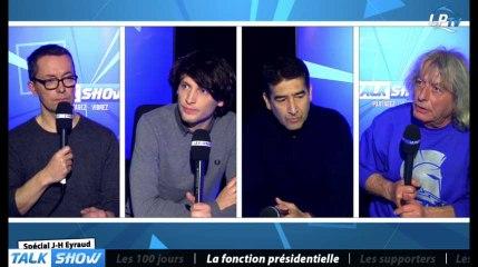 Talk Show avec JH Eyraud, partie 2 : la fonction présidentielle