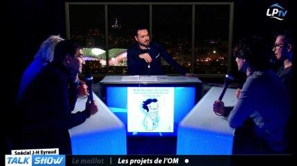 Talk Show avec JH Eyraud, partie 6 : les projets de l'OM
