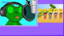 Ten Little Indians Nursery Rhyme | Collection Children Songs with Lyrics 10 Little Indians