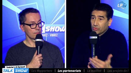 Talk Show avec JH Eyraud, partie 4 : les partenariats