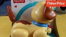 Fisher Price - Brilliant Basics - Lil Snoopy / Mały Piesek Snoopy do ciągnięcia - H9447