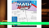 READ book Carson Dellosa Common Core 4 Today Workbook, Math, Grade 2, 96 Pages (CDP104591) Erin