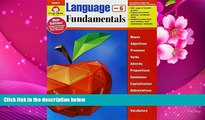 EBOOK ONLINE Language Fundamentals, Grade 6 (Language Fundamentals: Common Core Edition) Evan Moor