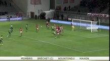 Nîmes Olympique 1-1 Gazélec FC Ajaccio - Tous Les Buts Exclusive (24/02/2017) / LIGUE 2