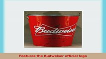 Budweiser King of Beers Metal Ice Bucket King of Beers e12bd0cf