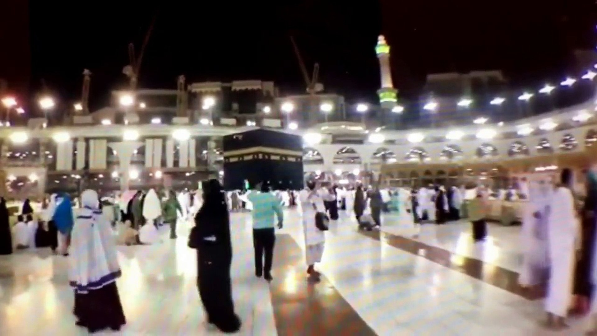 Metin Demirtas. Kabe de kamet. Iqamat al salah. Kabe muezzini taklidi. Sheikh Ali Mullah makami. Kab