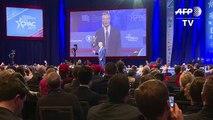 Farage aux conservateurs américains: 2016 n'était qu'un début