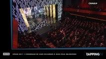 César 2017 : Le bel hommage de Jean Dujardin à Jean-Paul Belmondo (Vidéo)