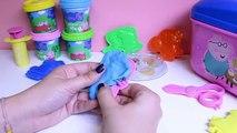 Play Doh Peppa Pig Cesta de Picnic Cesta de Picnic de Dora La exploradora Masa Conjunto de Juguetes