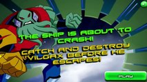 Ben 10 Alien Force - Vilgax Crash - Full Game - Cartoon Network Games
