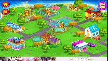 My Kitty Swimming Pool - Kids Play & Relax with The Kitty in Swimming Pool - Android Gampl