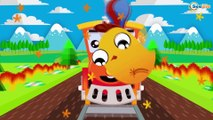 TRAINS FOR CHILDREN. Educational cartoons for kids about Trains | Kids Cartoons