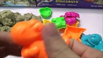 Making Sea Creatures with Play Doh