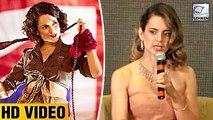 Kangana Ranaut REACTS To 'Rangoon' Controversy   LehrenTV