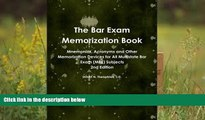 Download [PDF]  The Bar Exam Memorization Book Dimitri N. Theophilos For Kindle