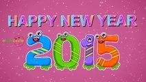 Feliz Año nuevo    Mejor Año Nuevo Animadas Deseos y Saludos