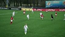 Piękny goI PauIiny Bączek w meczu P0LSKA- WĘGRY U-17 23/02/17