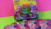 My Little Pony Rainbow Dash Cutie Mark Gigante de Play Doh Huevo Sorpresa de Shopkins Juguetes de MLP