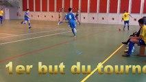 Tournoi futsal U17 Salle Omnisport