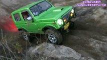 JA11・JB23ジムニー りゅうとまったり走行! (Suzuki Samurai Fail offroad extreme) ジムニーシリーズ Vol.59-syM4yGxvz9A
