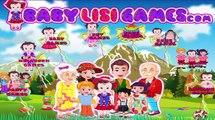 El juego de la Pequeña lisi se preocupa por братике Juego de dibujos animados Juego para niñas Juego de video