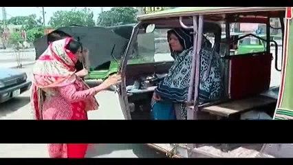 Brave lady drives Auto Rickshaw for her Orphan Daughters & Grand Daughters