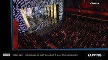 Jean Dujardin rend hommage à Jean Paul Belmondo