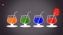 Aprender los Colores con Colores Bebidas | Aprendizaje de Colores para Niños Niños Niños Bebé Vi Jugar