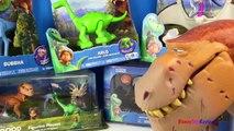 Dino Toys The Good Dinosaur Collection Arlo Butch Thunderclap Bubbha Dinosaurs for kids Tr