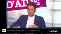 Pascal Soetens menacé au couteau par une fille, il l'a retrouve (vidéo)