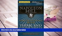 PDF [Download]  Earl Nightingale Reads Think and Grow Rich (Think and Grow Rich (Audio))  For Kindle