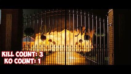 Tous les morts du film : Hot Fuzz (2007)