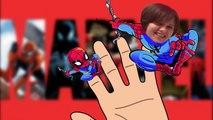 Смешарики Семья пальчиков песня на русском для детей супергерои спайдермен Мистер Макс мис