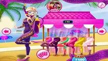 Disney Princesses Frozen Elsa and Rapunzel Scubadiving - Games for little kids