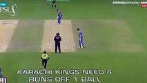 Karachi Kings Wining Celebrations