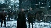 Game of Thrones 6x04 - Jon Snow and Sansa are reunited