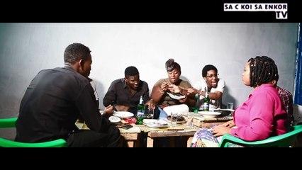 SA C KOI SA ENKOR- Quand tu invites une go de YOPOUGON AU RESTAURANT