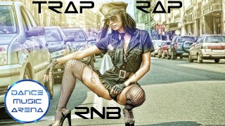 NEW Trap, Rap & RnB Mix 2017☢  Top Hits  Trap It Like Is Hot #1