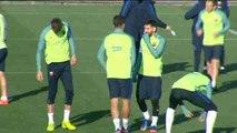 Atlético y Barca buscan el tren de la Liga en el Calderón