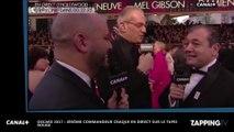 Oscars 2017 : Jérôme Commandeur craque en direct (vidéo)