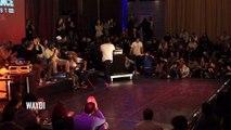 Beatdance Contest 2017 GENEVA - Judge demo - Waydi (CriminalZ crew)