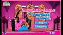 Monster High Handbag Design - Cartoon Video Game For Girls