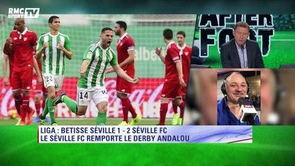 After Foot - Fred Hermel vous prévient, il faut compter avec Séville