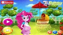 My Little Pony Equestria Girls pinkie pie Bebé Nacimiento a la MLP Episodio Completo Doctor Juego para Gi