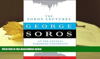PDF [FREE] DOWNLOAD  The Soros Lectures: At the Central European University BOOK ONLINE