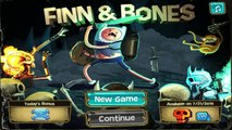Adventure Time - Finn & Bones - Adventure Time Games